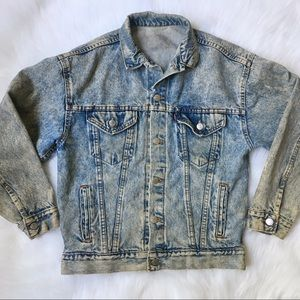 Levi's Vintage Distressed Denim Jacket